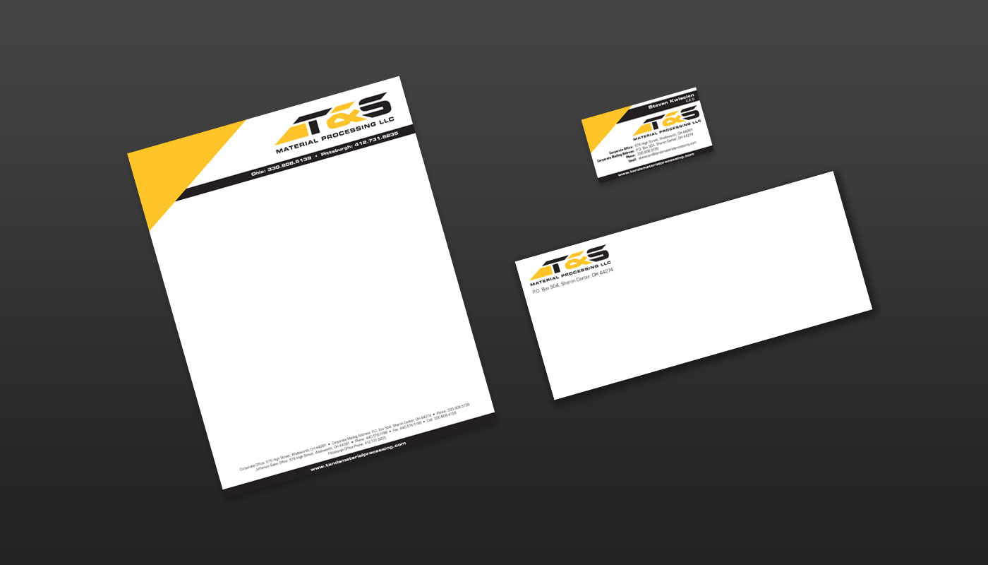 T&S Material Processing - Stationery